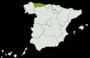 EL PRINCIPADO DE ASTURIAS - ESPAÑA
