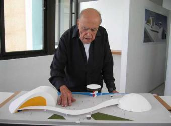 The Oscar Niemeyer Cultural Center